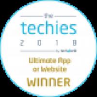 techies2018_Winner_logos_Ultimate App- or Website Winner
