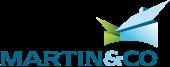 Martin and Co logo